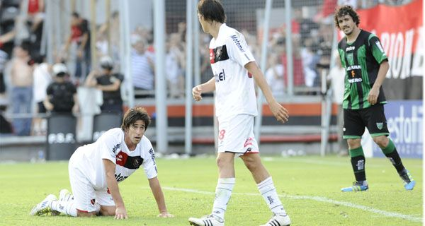 Newells empató sin goles con San Martín (SJ) y se despidió del Coloso sin ganar
