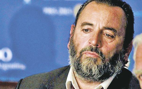 Investigado. El fiscal José María Campagnoli sigue ocupando su cargo.