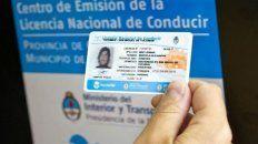 Se anunciaron nuevas prórrogas para la renovación de licencias de conducir vencidas.