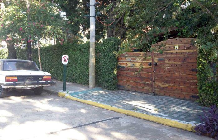 El robo ocurrió en una vivienda de pasaje Arribeños al 1100. (Foto: Virginia Benedetto / La Capital)