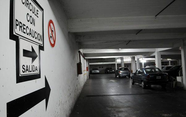 Más capacidad. El Cemar ya cuenta con un estacionamiento en el primero y segundo subsuelos.