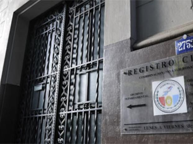 El Registro Civil de Rosario estará cerrado hoy