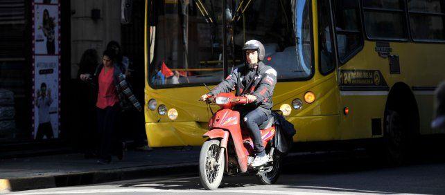 Los motoqueros se movilizarán el próximo jueves
