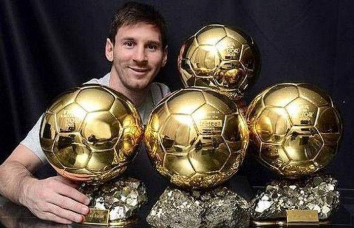 Existiendo Messi, nunca tuve la sensación de que debería haber ganar el Balón de Oro