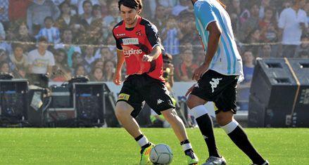 Messi aceleró el pulso de los leprosos: Sueño con jugar en Newells
