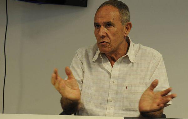 Acorralado. El empresario del transporte Agustín Bermúdez dijo que quiere reducir su presencia en el sistema.