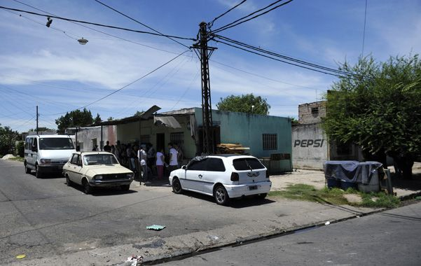 Conmoción. Herrera fue asesinado el 4 de enero en la puerta de su casa.