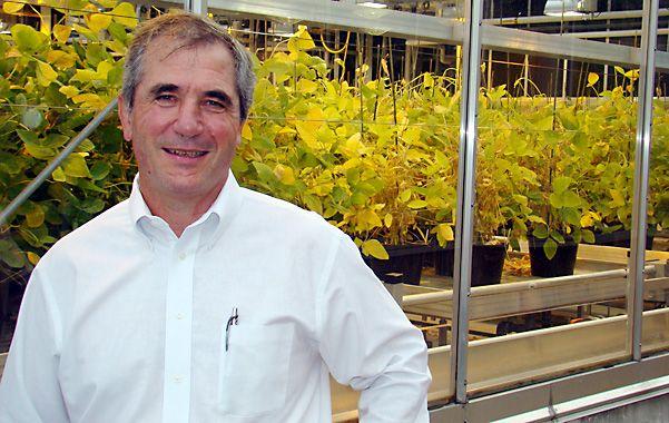Argentino global. Meninato es el vicepresidente del negocio de biotecnología de Dow a nivel mundial.