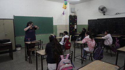 La Unión de Docentes Argentinos pide más datos sobre la ola de contagios