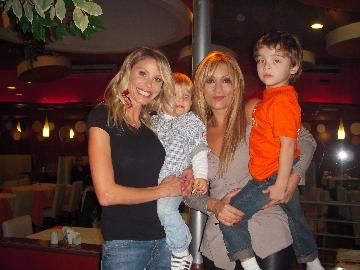 Marcela Tauro le festejó el quinto cumpleaños a su hijo Juan Cruz