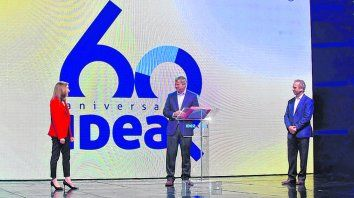 Coloquio. Directivos de Idea cerraron el debate que se realizó en forma virtual y tuvo un masiva asistencia.