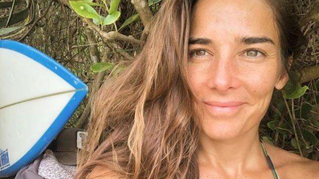 Juana Viale sorprendió al publicar una foto bien hot
