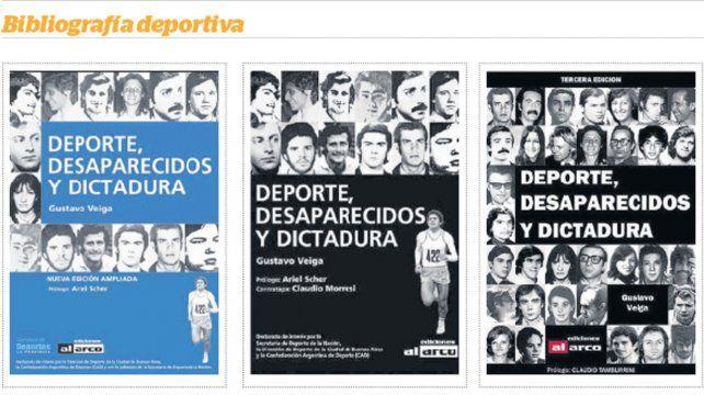 Deporte y desaparecidos: los 220 casos del horror