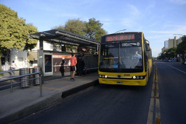 El Metrobus en avenida Alberdi fue inaugurado en 2017. Desde entonces