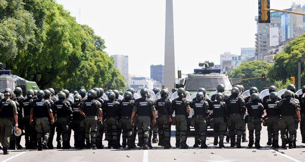 Aníbal Fernández dice que el Plan X no existe y Gendarmería hace un trabajo inteligente
