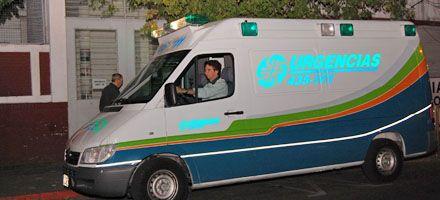 Ahora las ambulancias diagraman estrategias para zafar de la violencia