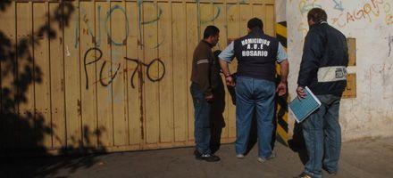 Asesinan de veinte puñaladas en Cochabamba al 5200 a un empleado de la EPE