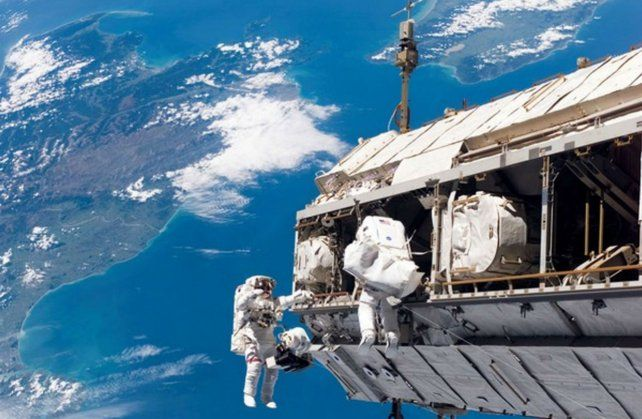 La Estación Espacial surcará el cielo local.