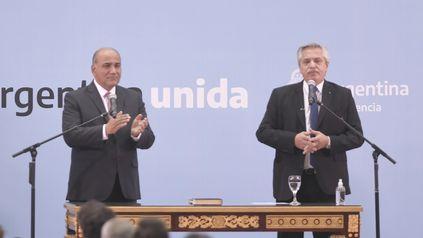 No me van a ver atrapado en disputas innecesarias, dijo Alberto Fernández
