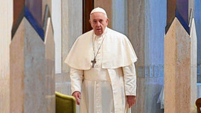 El Papa Francisco rezóen dos iglesias de Romapor el fin de la pandemia