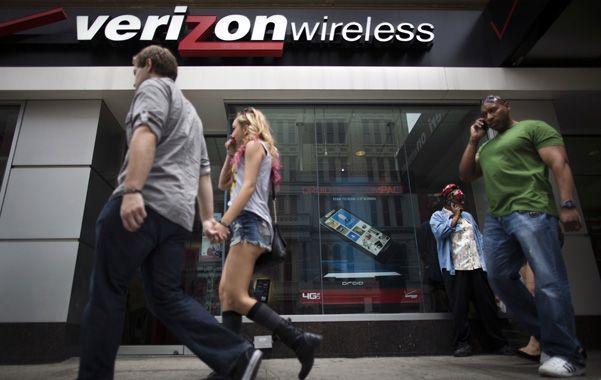 En la mira.  El gigante Verizon fue demandado en 2009 por cobrar de más a ciertas agencias federales y estatales.