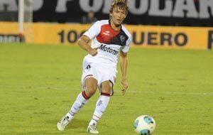 El Gringo hará su presentación en el equipo de Alfredo Berti.