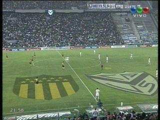 Rating: Vélez Vs. Peñarol, la revancha