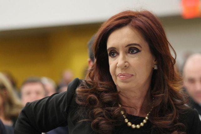 La expresidenta señaló que Argentina retrocedió 20 años en materia de Derechos Humanos.
