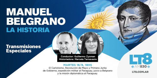 Manuel Belgrano - Marcela Ternavasio