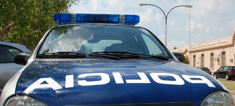 El poli trucho fue detectado por efectivos del Comando Radioeléctrico. (Foto de archivo)