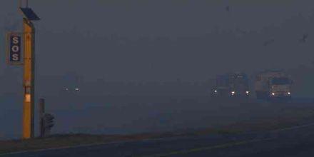 Puente Rosario-Victoria: liberaron el tránsito tras disiparse la densa niebla