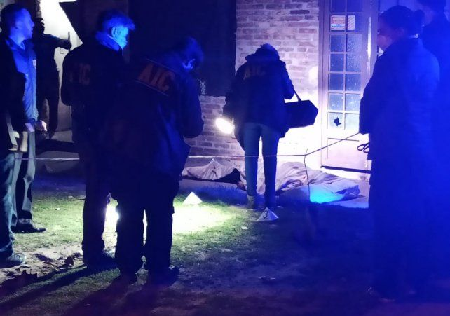 El homicidio sucedió en la zona sudoeste.