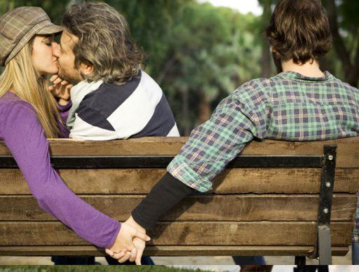 La adrenalina y el estrés que provoca la infidelidad, una forma para bajar de peso
