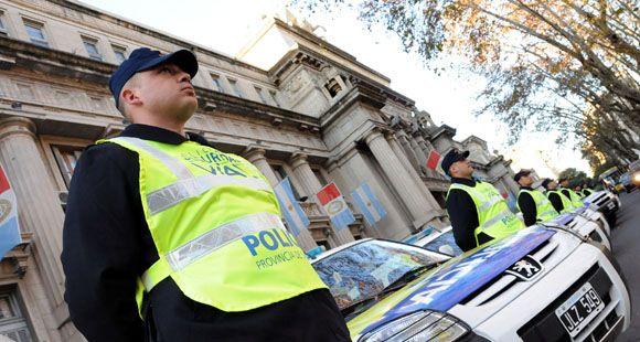 La Policía de Seguridad Vial fue presentada en Rosario y Santa Fe