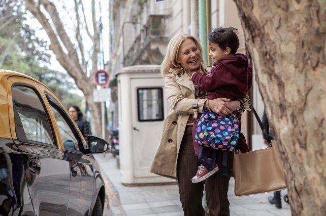 Cecilia Roth protagoniza la película Crímenes de familia.