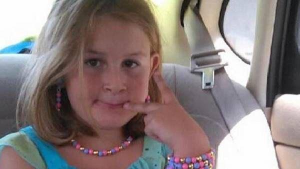 La pequeña McKayla murió por los balazos de una escopeta en el pecho.