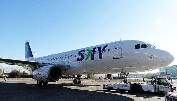 más vuelos. La llegada de Sky Airlines a Rosario elevará de cuatro a siete las frecuencias entre aeropuerto Islas Malvinas y la capital trasandina.