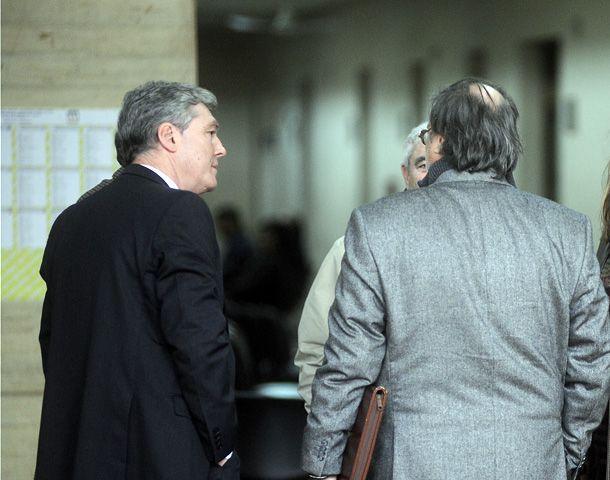 Directivos de Litoral Gas declararon la semana pasada en Tribunales. (Foto: H. Rio)