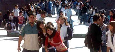 Los chicos a la calle: hoy se festeja el Día de la Chupina