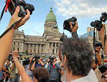 Homenajes a once años del asesinato del reportero gráfico José Luis Cabezas