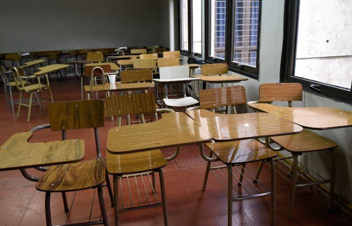 Los universitarios otra vez estárán de paro. (foto: Sebastián Suárez Meccia)