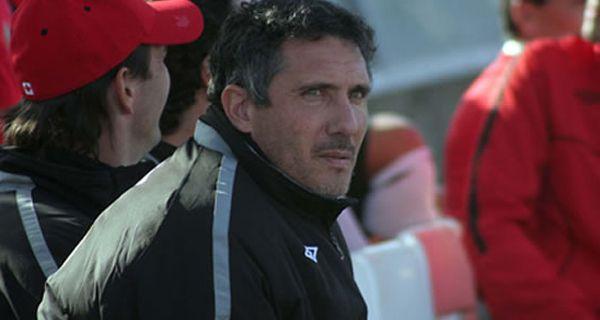 Newells: Cagna marcó la cancha y metió cuatro cambios en la práctica