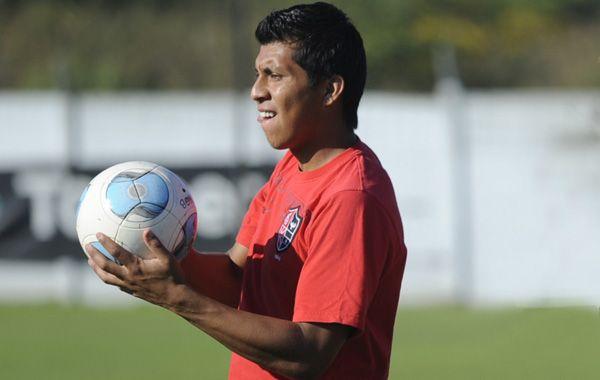 El peruano Rinaldo Cruzado está en la lista de concentrados para mañana.