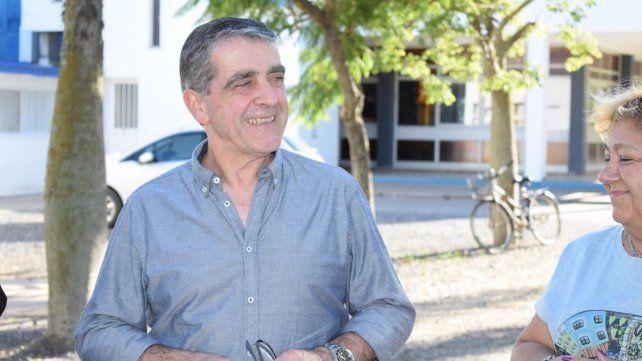 Más obras. El senador Armando Traferri apostó por más concreciones.