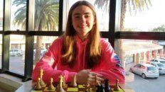 La bonaerense consiguió la medalla de plata con 7,5 puntos, detrás de la ganadora de la competencia, la iraní Sahar Masoumi Kajaz.