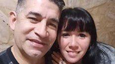 El asesinado pastor y exconcejal Eduardo Trasante y Carolina Leone, su esposa.