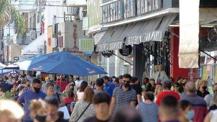 Casi el 70% de los comerciantes santafesinos vendió menos que en febrero 2020