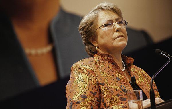 Daño irreversible. Bachelet cumplió dos años en la Casa de La Moneda