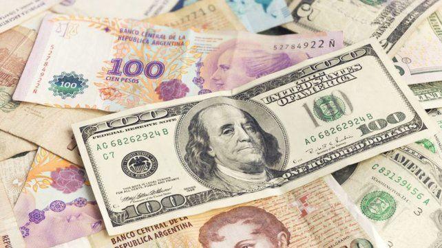 Al 31 de agosto de 2020 el dólar oficial valía $ 74