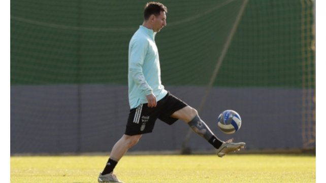 Messi sueña ser el rey en la tierra de Pelé.